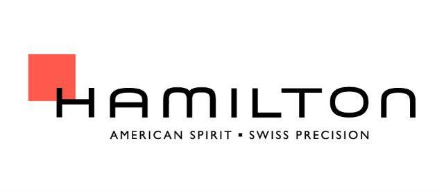 ハミルトン・ウォッチのロゴ