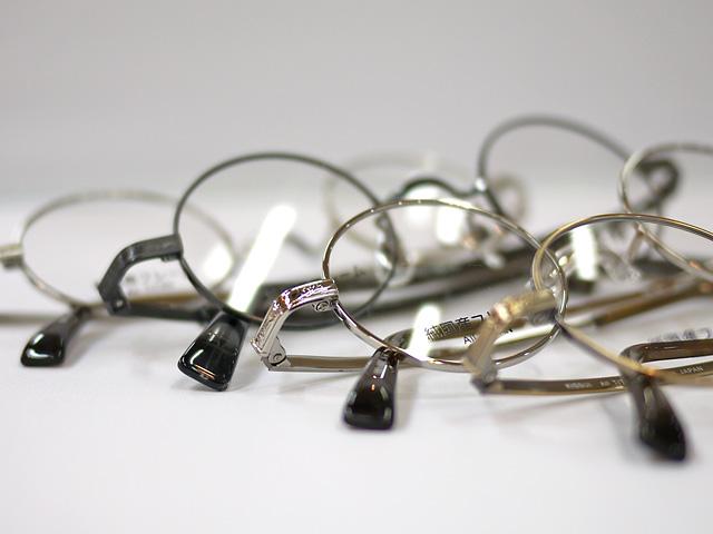 日本製-鯖江産-丸眼鏡-生粋イメージ写真