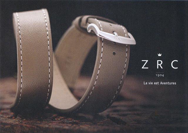 二重巻きベルト|腕時計用ストラップ