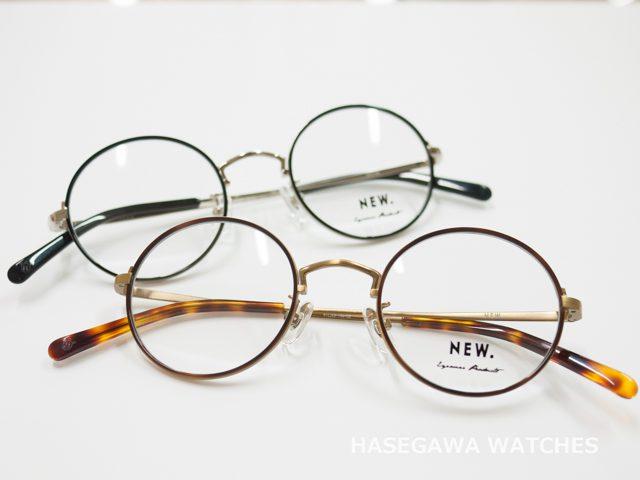 TOM|丸眼鏡ラウンド|NEW.ニューマン